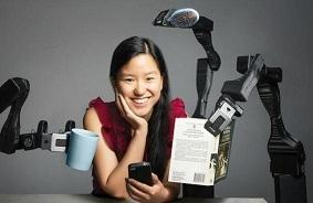 '사회적 약자 위한 5번 창업' 호주 28세 女기업가