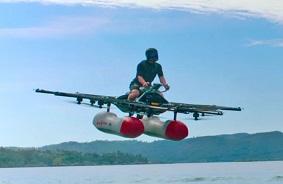 공중부양 차 vs 하늘 위 물류창고…구글 공동창업자들의 '하늘경쟁'