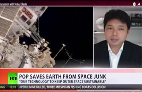 20세기 우주소년, 우주 청소부 되다