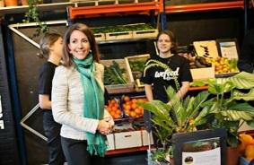 덴마크 왕세자빈이 극찬한 리퍼브 슈퍼마켓 '위푸드'