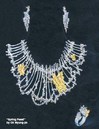 Gems from around the world allure women