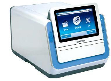 Samsung's new blood-testing device, IVD-A10A