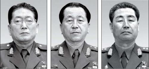Woo Dong-cheuk Joo Sang-song Kim Jong-gak