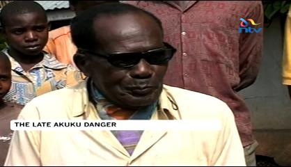 Akuku Danger (Captured from YouTube)