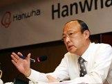 Hanwha chairman Kim Seung-youn