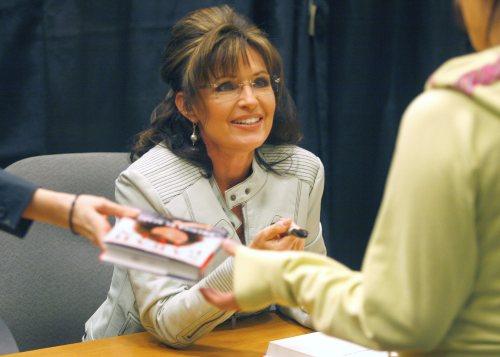 Sarah Palin (AP-Yonhap News)