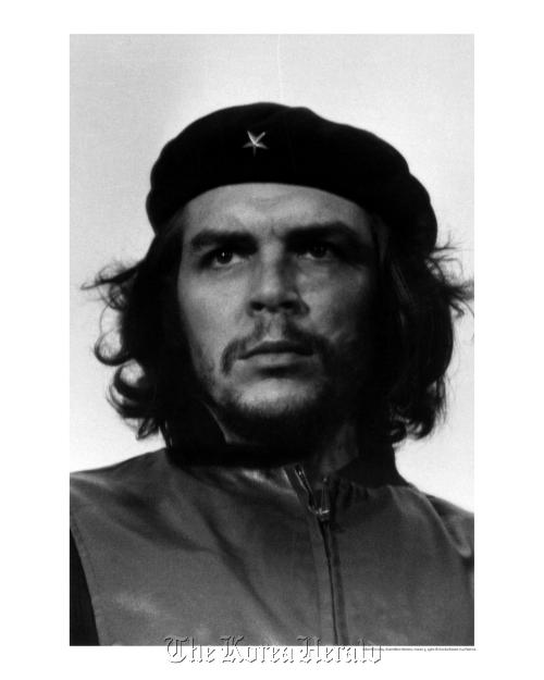 """""""Guerrillero Heroico, March 5, 1960"""" by Alberto Korda. (Korda Estate/La Fabrica)"""