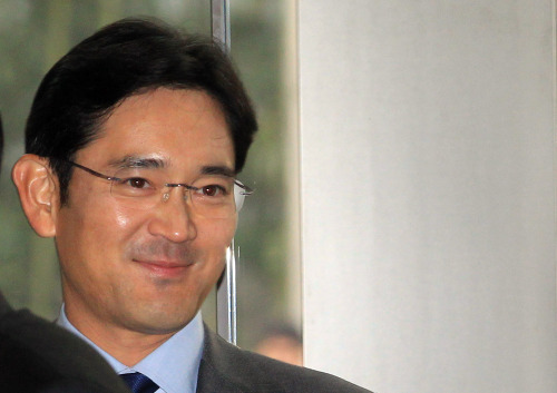 Lee Jae Yong Samsung Lee Jae-yong Was Promoted to