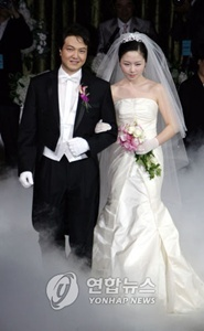 (Jeong Woong-in and his wife)