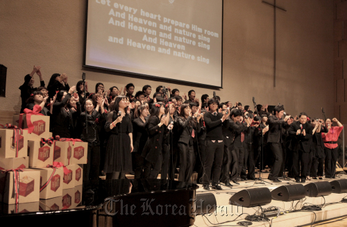 The Heritage Mass Choir