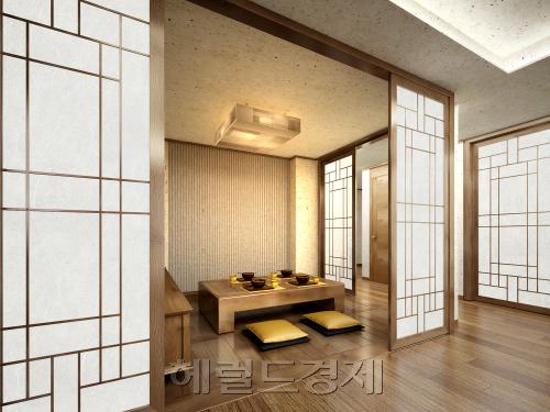 LH, 전통공간 살린 한국형주택 평면 하남감일 시범적용-프린트화면