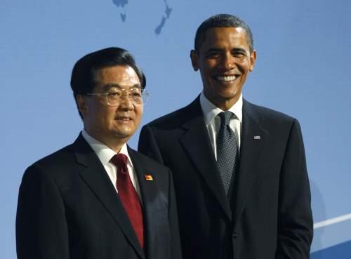Chinese President Hu Jintao will meet U.S. President Barack Obama in Washington onJan. 19.