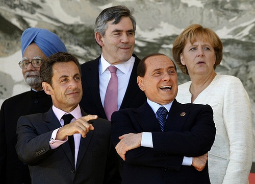 Leaders of the Group of Eight will hold a summit in Nice, France in June.
