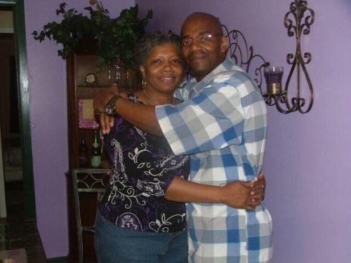 Cornelius Dupree Jr. and his wife Selma Perkins Dupree. (AFP-Yonhap News)