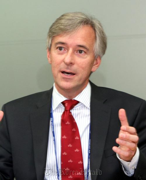 Hyundai Motor America president John Krafcik. (Hyundai Motor Co.)