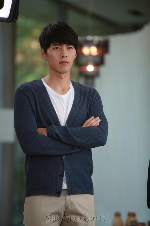 Actor Hyun Bin. (SBS)