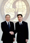 Japanese FM puts inter-Korean dialogue ahead of Tokyo-Pyongyang talks