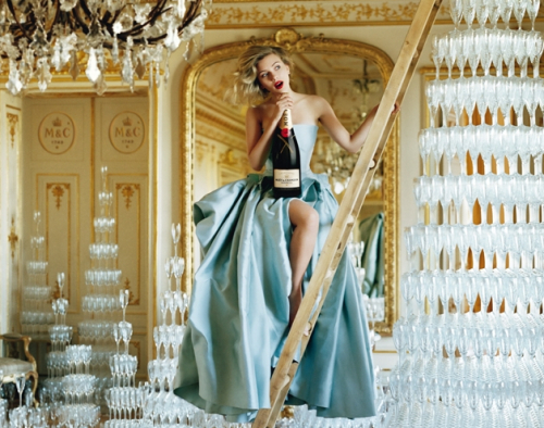 (captured from Moët & Chandon official site)