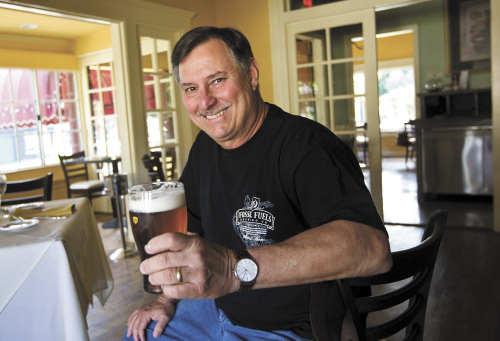 Raul Cano, a California Polytechnic State University biology professor, turned a 45-million-year-old yeast into an ingredient for beer in San Luis Obispo, California. (San Luis Obispo Tribune/MCT)