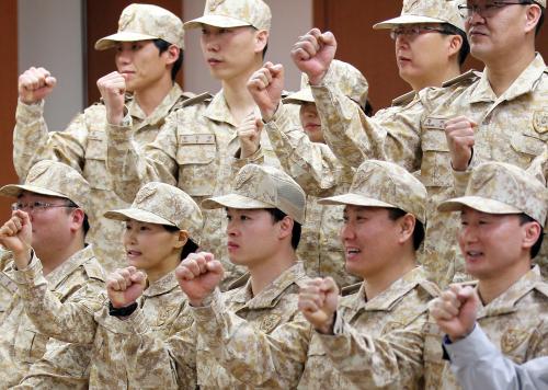 South Korean PRT (Yonhap News)