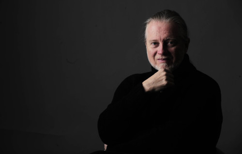 """Robert Johanson, director of musical """"Monte Cristo,"""" poses during an interview in Seoul on Jan. 19. (Park Hae-mook/The Korea Herald)"""