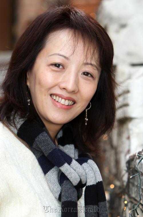 "Documentary ""Goodbye Pyeongyang"" director Yang Yong-hi. (Yonhap News)"