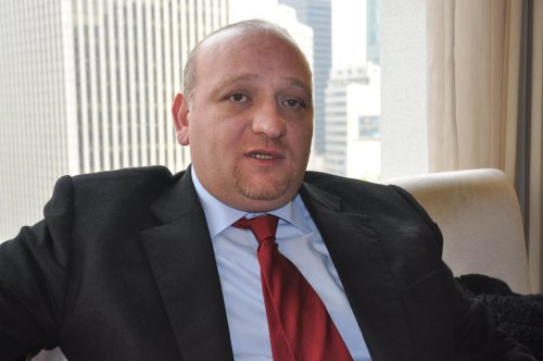 Jordan Ambassador Omar Nahar (Yoav Cerralbo/The Korea Herald)