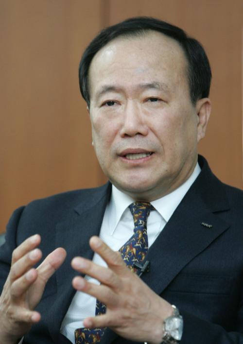 Korea Exchange CEO Kim Bong-soo (KRX)
