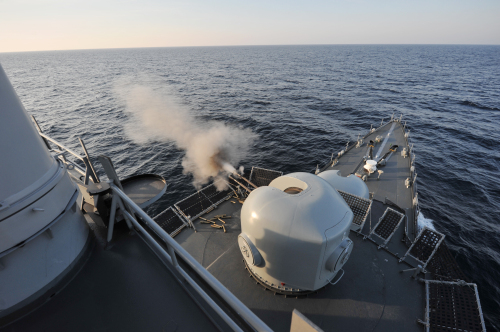South Korea and U.S. start Monday their annual joint drills. (Yonhap News)