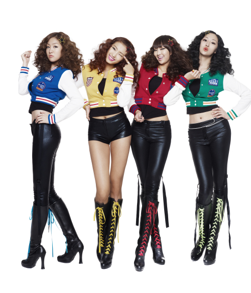 "K-pop girl group SISTAR, whose single ""I Don't Like Weak Men"" was produced in collaboration with Grammy Award-winning producer Eliot Kennedy (Starship Entertainment)"