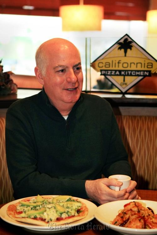 Joel Silverstein, president of East West Hospitality Group (CPK)