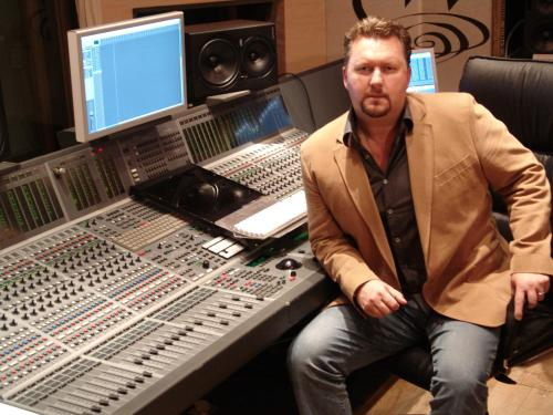 Grammy Award-winning producer Eliot Kennedy