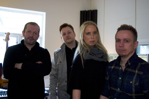 Norway-based Dsign Music — (from left to right) founders Nermin Harambasic, Robin Jenssen, Anne Judith Wik and Ronny Svendsen    (Dsign Music)