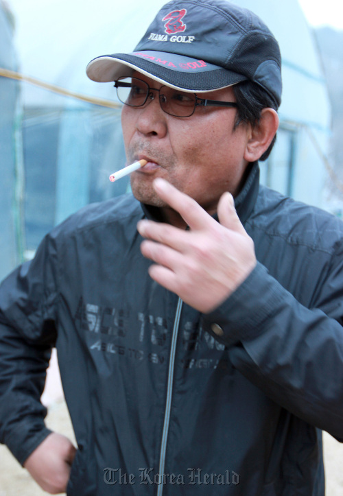 Lee Young-guk is a South Korean duck farmer with an exotic past life. For ten years, until 1988, he served as a personal bodyguard for Kim Jong-il and saw first-hand the inner-sanctum of the authoritarian ruler. (Los Angeles Times/MCT)