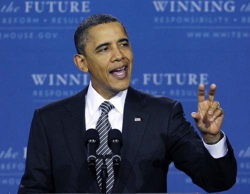 U.S. President Barack Obama (AP-Yonhap News)