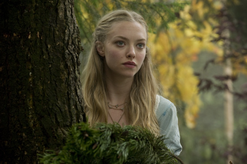 "Amanda Seyfreied stars as Valerie in the fantasy thriller, ""Red Riding Hood,"" from Warner Bros. Pictures. (MCT)"