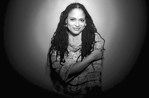 Filmmaker Ava DuVernay is photographed in Los Angeles, California, at the Downtown Independent Theater. (Los Angeles Times/MCT)