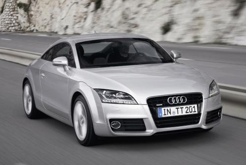 Audi Korea introduced the new Audi TT (Yonhap News)