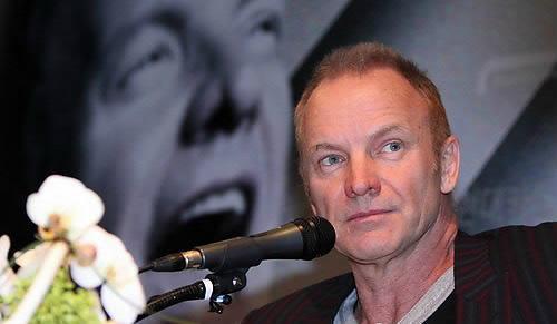 Sting (Yonhap News)