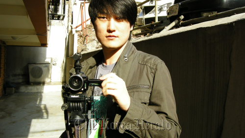James Lee uses his background in film to share the real multicultural side of Seoul.(James Lee)