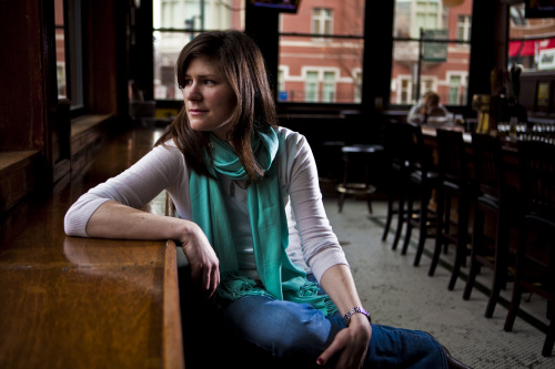 "Novelist Hannah Pittard, author of ""The Fates Will Find Their Way"" is photographed in Chicago. (MCT)"