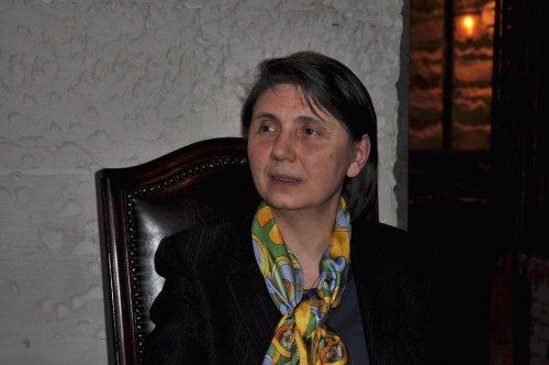 Czech Republ ic Deputy Environment Minister Rut Bizkova (Yoav Cerralbo/The Korea Herald)