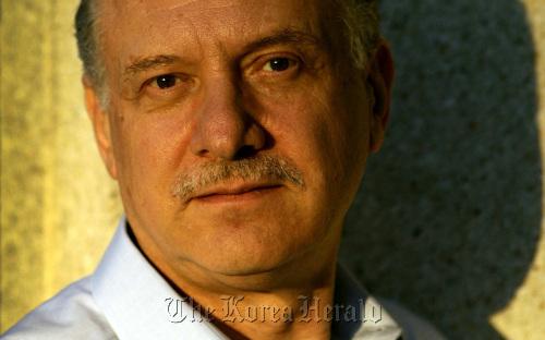 Mexican composer Daniel Catan (MCT)