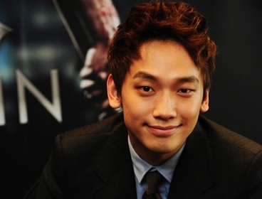 Rain, South Korean actor and singer (Korea Herald)