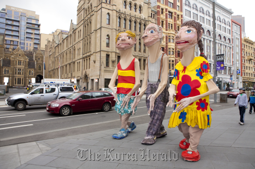 """""""Boom Family"""" by Sunff Puppets"""