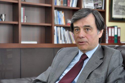 Portugal Ambassador Henrique Borges. (Yoav Cerralbo/The Korea Herald)