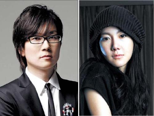 Seo Tai-ji and E Ji-ah (The Korea Herald)