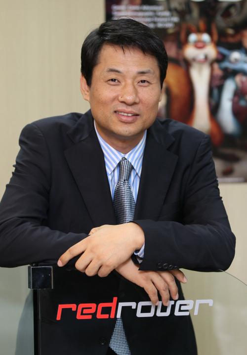 Ha Hoe-jin, CEO of Redrover
