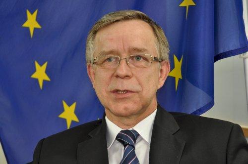 Ambassador and Head of the European Union Delegation Tomasz Kozlowski (Yoav Cerralbo/The Korea Herald)