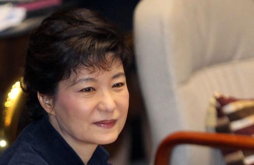 Park Geun-hye (Yonhap News)